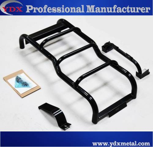 auto parts stainless steel car rear door roof ladder