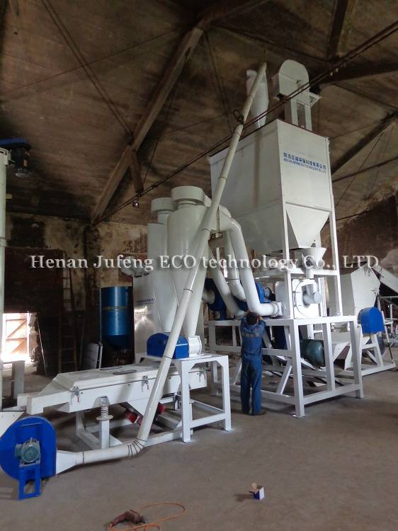 medicine plate recycling equipment