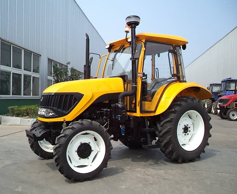factory supply best 40-55HP tractor with good price for sale