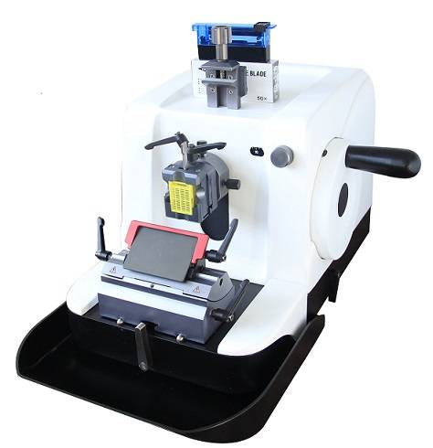 BZ-620 Rotary Microtome with Leica Quality Wide Thickness