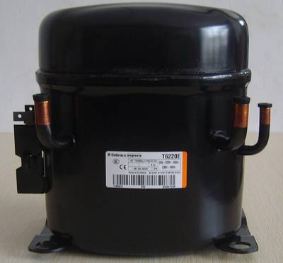 3/4HP R404A Specifications  Embraco Compressor NE9213GK T6220GK T6222GK R404a HBP MBP Technical Feat