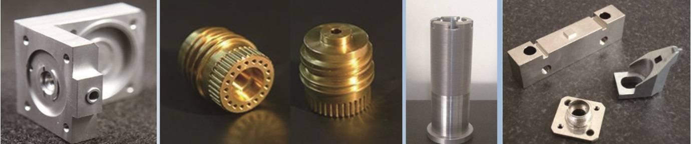 Precision parts processing
