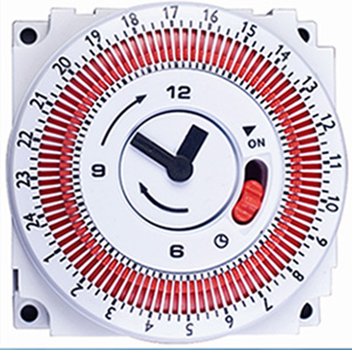 24hours mechanical timer