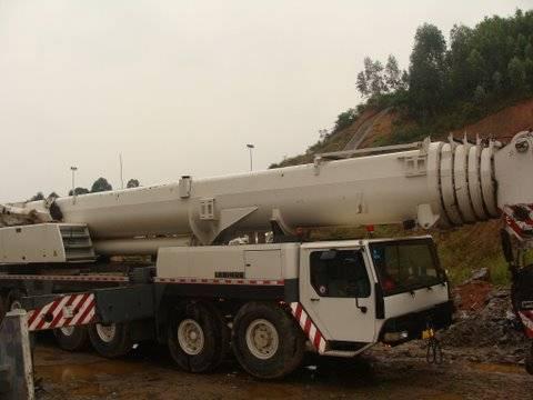 Supply Liebherr LTM1250 All Terrain crane TEL:+8613818259435
