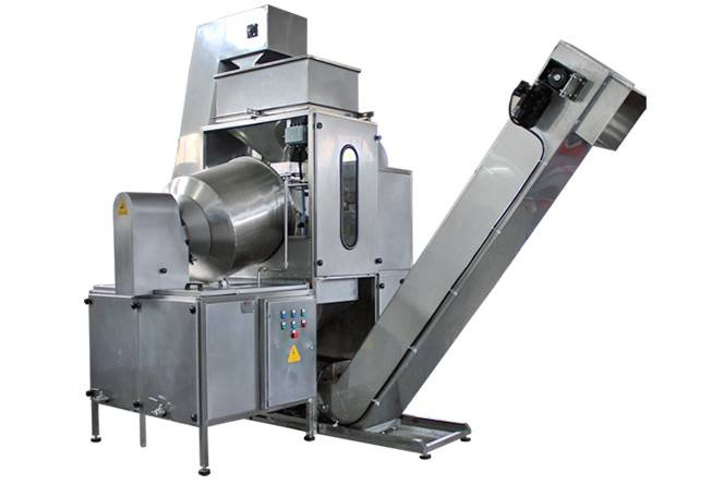 SLT-01 AUTOMATIC SALTING MACHINE
