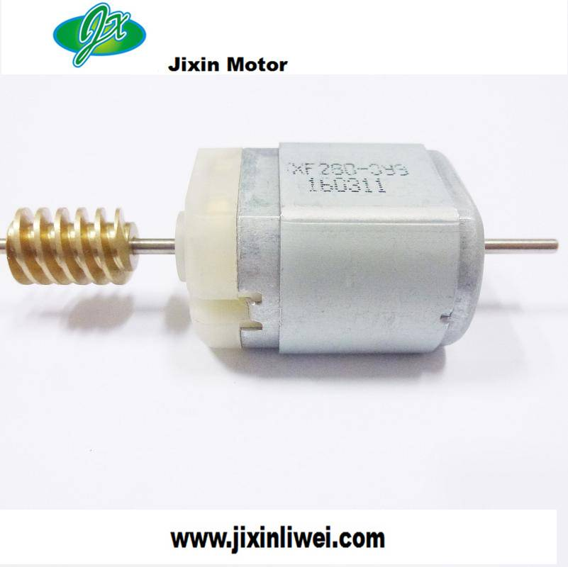 F280-399 DC Motor for Vehicle Door Long Life 12V