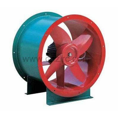 FRP cross flow fan