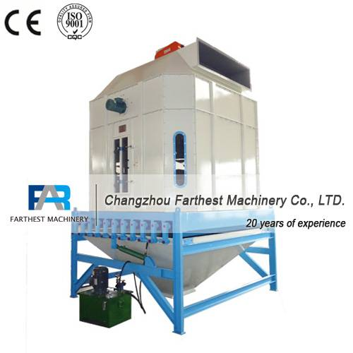 High Capacity Feed Pellet Swing Cooler