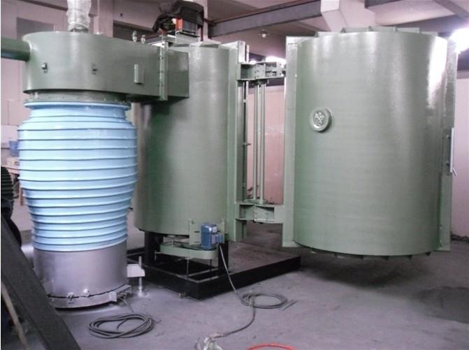 Hardware powder vacuum coating system