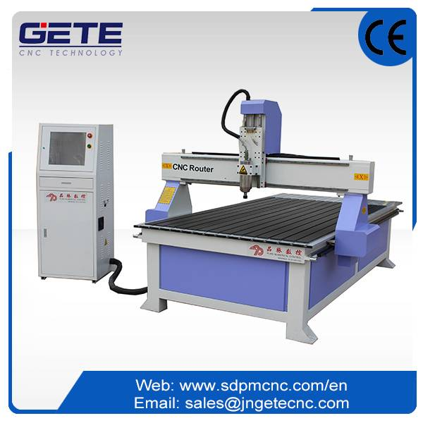 High Quality Single Head Wood CNC Router