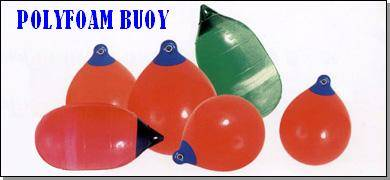 Polyfoam commercial fishing buoy