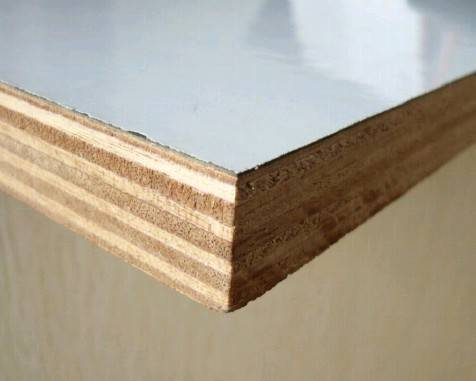supply HPL faced plywood fireproof plywood