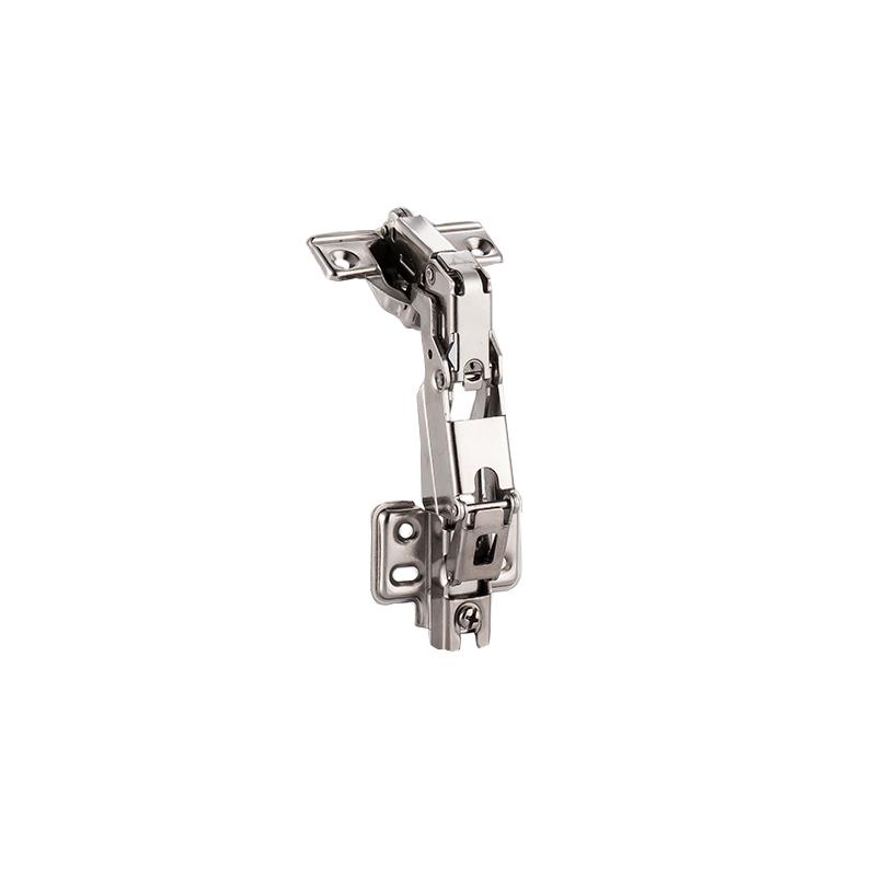 B165 Best design creative straight arm 35mm glass door hinges