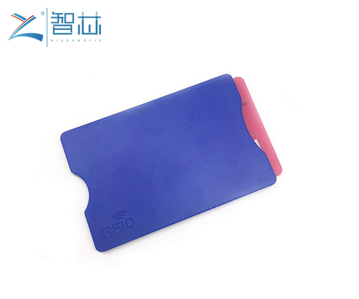 High Quality ABS RFID Blocking Card Holder Protector