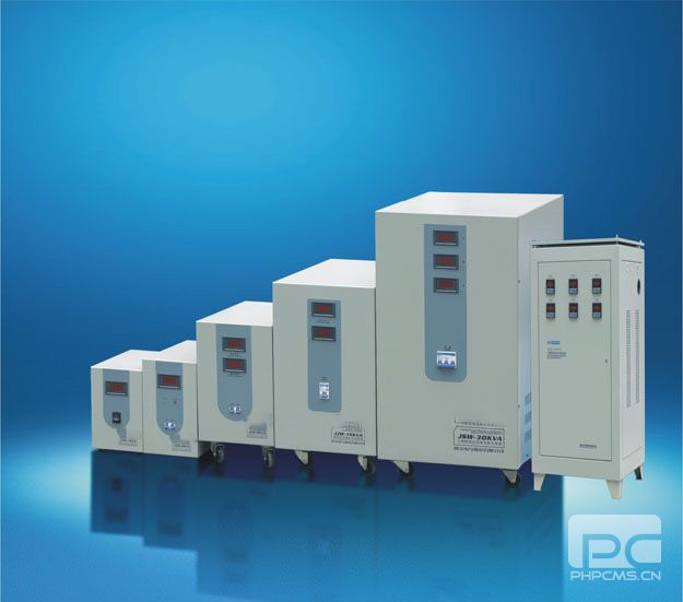 JJW Series AC Purifying Voltage Stabilizer Supplier