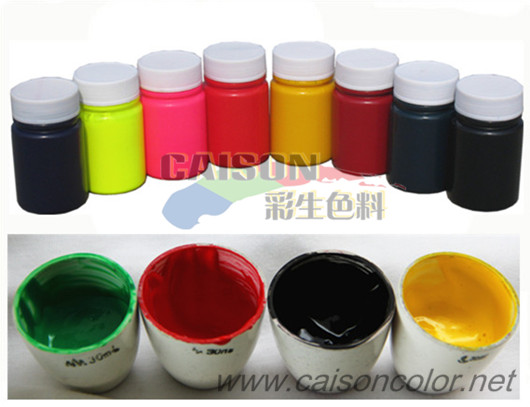 Import water-based pigment dispersion is not needed