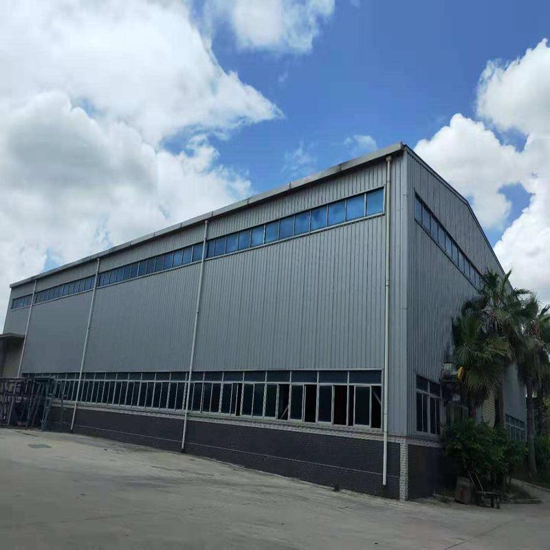 Light Steel Pre Made Building Prefab Modular House Factory