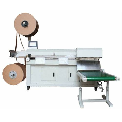 Semi-Automatic Twin Ring Wire Binding Machine