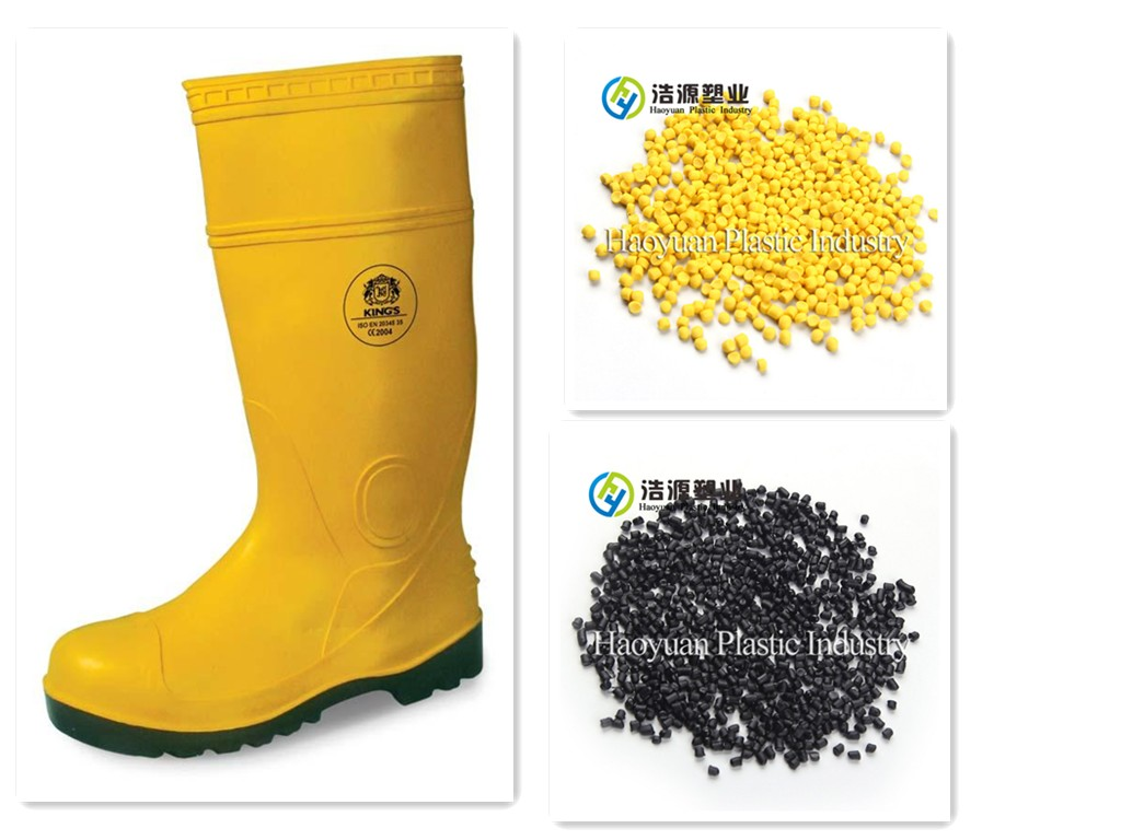 Soft PVC Raw Material for Footwear