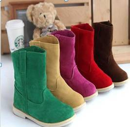 Shopping Boots from China