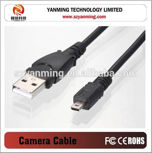 usb digital camera cable for nikon UC - E6