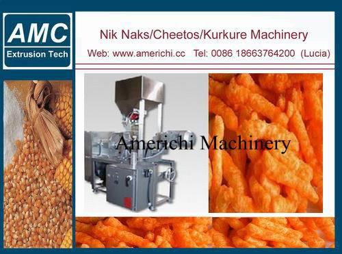 Nik naks machine