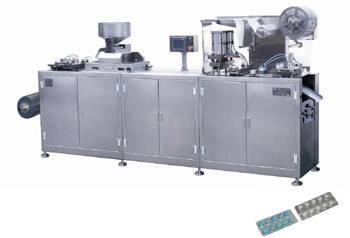 DPP-250DI Blister packing machine(Alu-PVC)