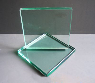 3-12mm clear float glass from China producer