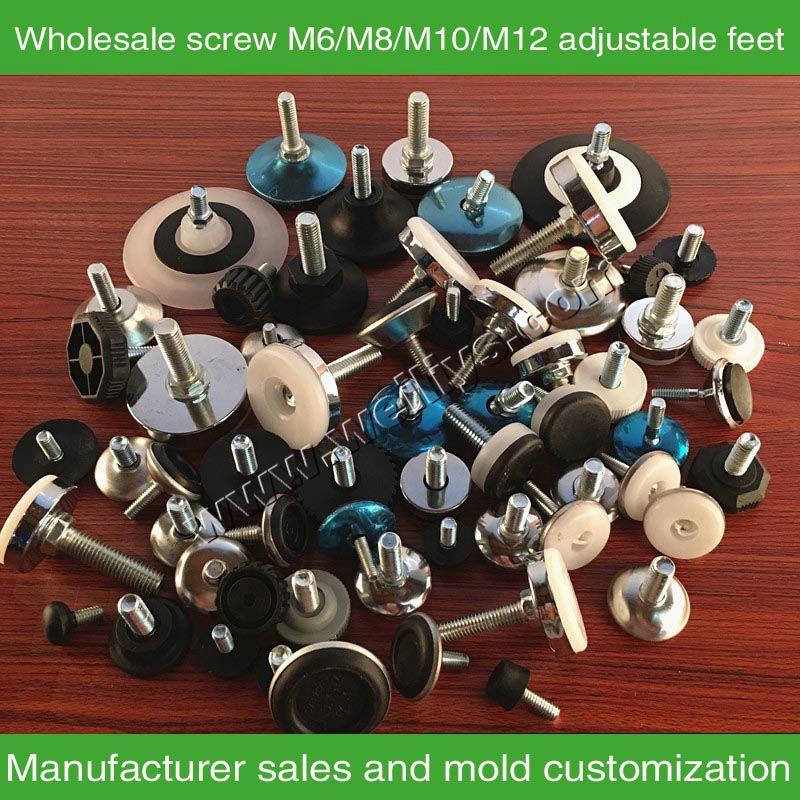 Wholesale furniture legs adjustable feet