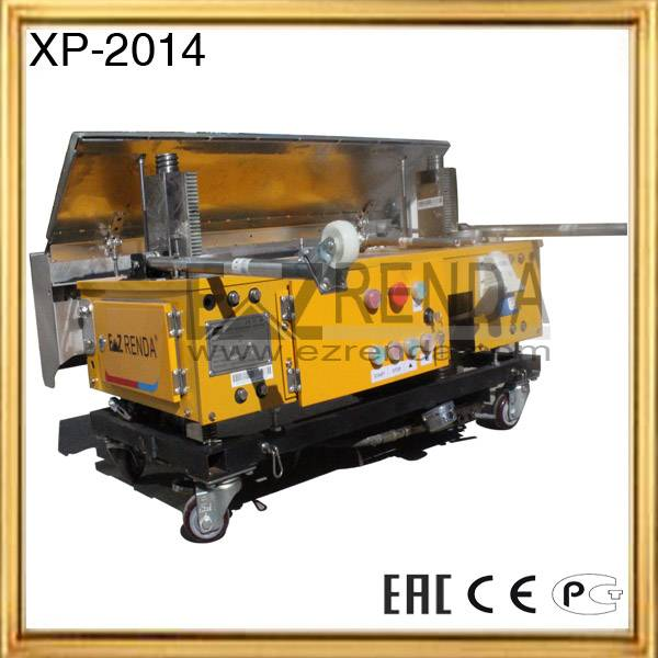 Ez renda rendering machine for one coat plaster china plastering suppliers