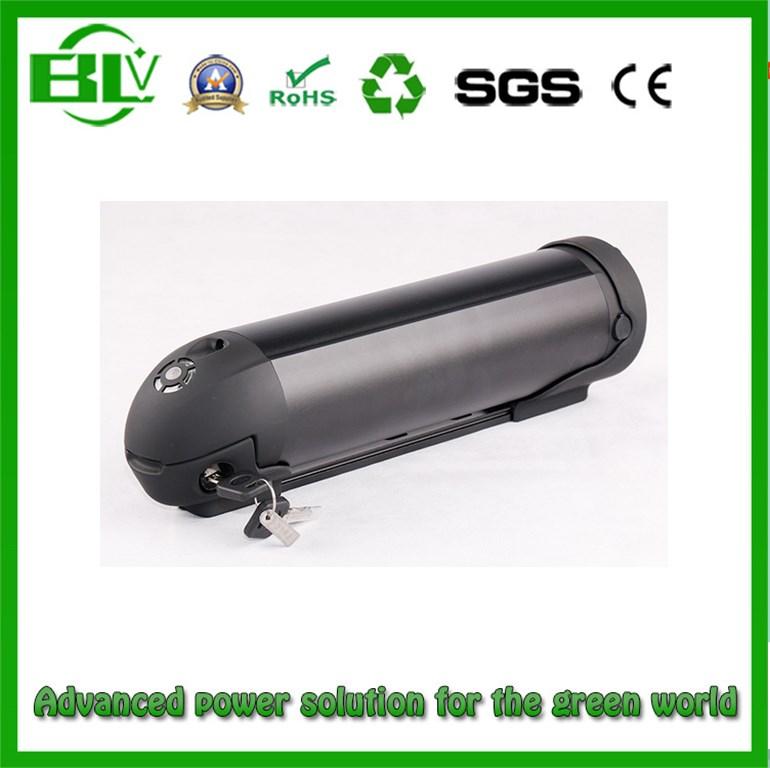 Long Life Cycle 36V14Ah E-Bike Kettle Shape Lithium Battery Pack