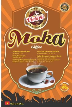 Sell MOKA ROASTED COFFEE BEANS - VIETDELI