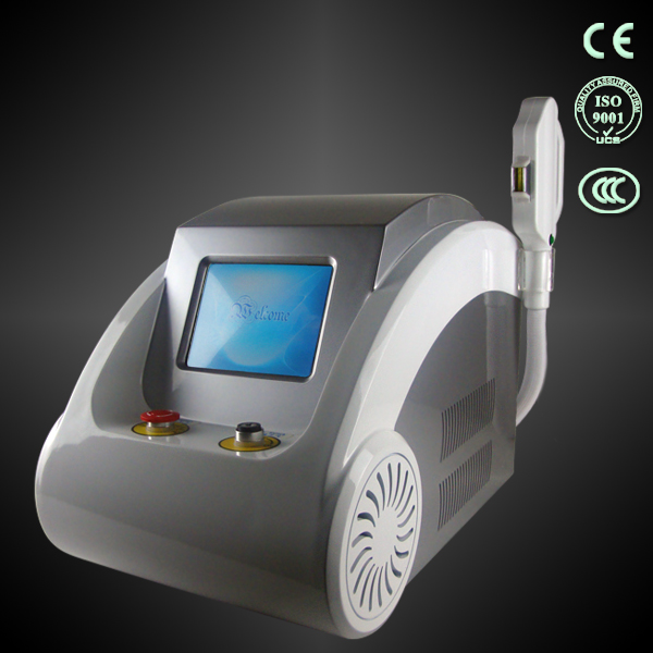 Guangzhou latest Elight OPT SHR hair removal vascular therapy machine