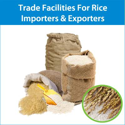 Trade Finance Facilities for Parboiled Rice Importers & Exporters