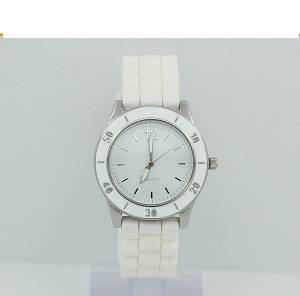 Sporty chic watch