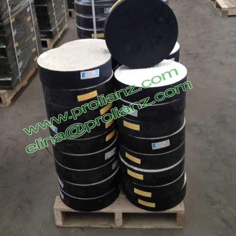High Quality Neoprene Rubber Bearing (Exported to Nigeria)