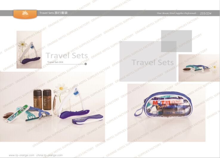 Travel sets 004