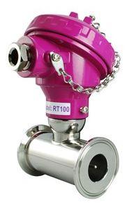 RTD with inline PT100 sensor - RT100 INLINE
