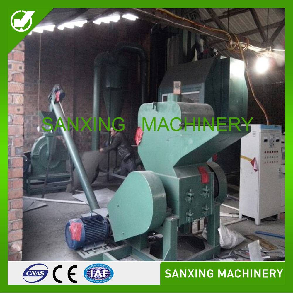 SANXING Aluminum composite panel recycling machine