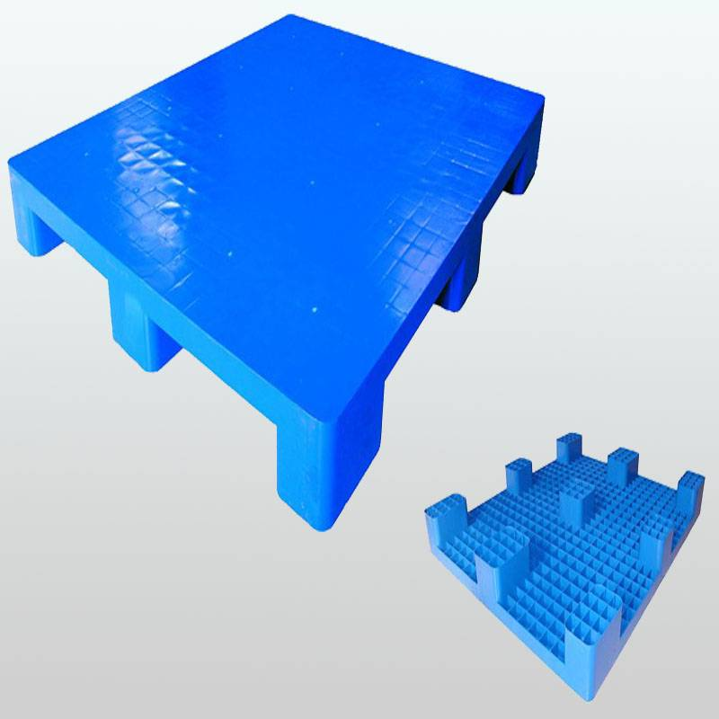 plastic pallet with 9 legged support.grid.1200*1000*150