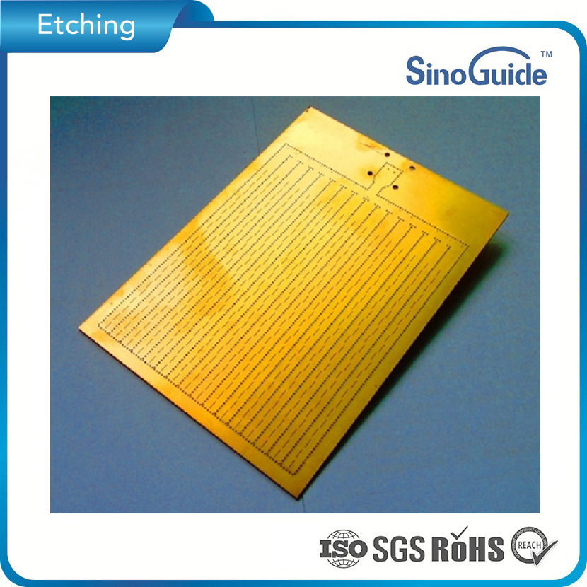 Customized Photo Etched Metal Wave Guide Slot Arrays