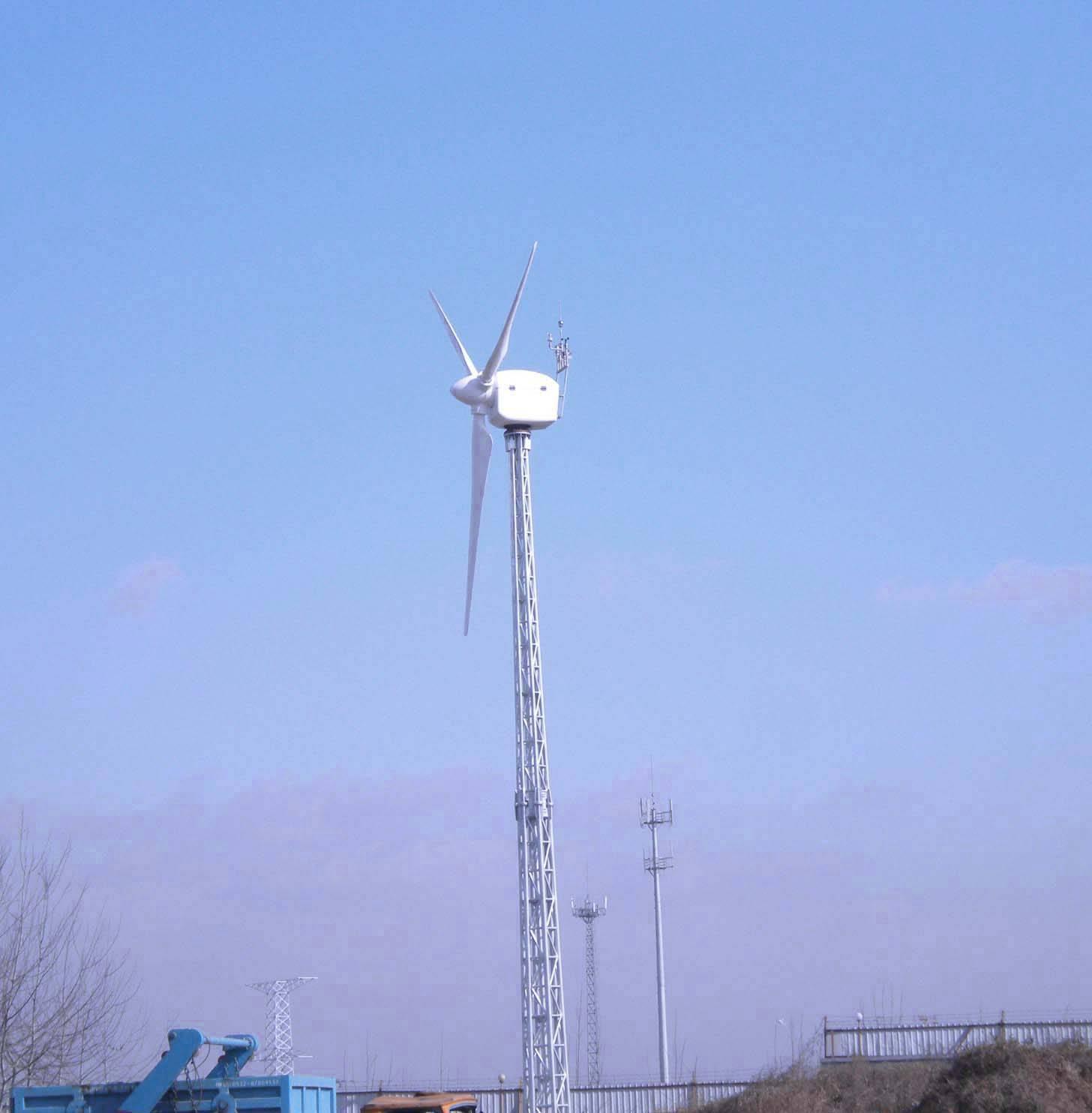 Ce 5kw Pm Direct-Drive Wind Turbine