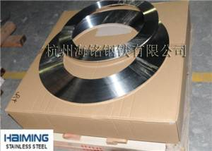 Cold Rolled 301 Precision Stainless Steel Strip