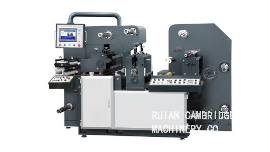Rotary Sticker Die-cutting Machine