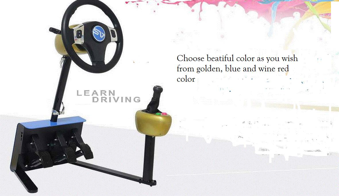 A2 driving simulator