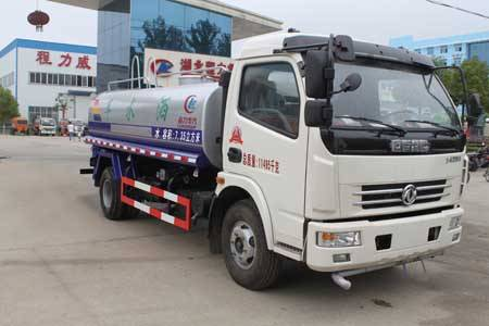 6-8CMB sprinkler truck for sale