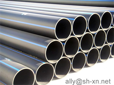Q390 high Strength steel seamless pipe
