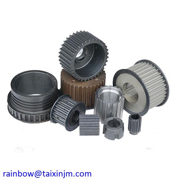 China OEM Aluminum timing pulleys