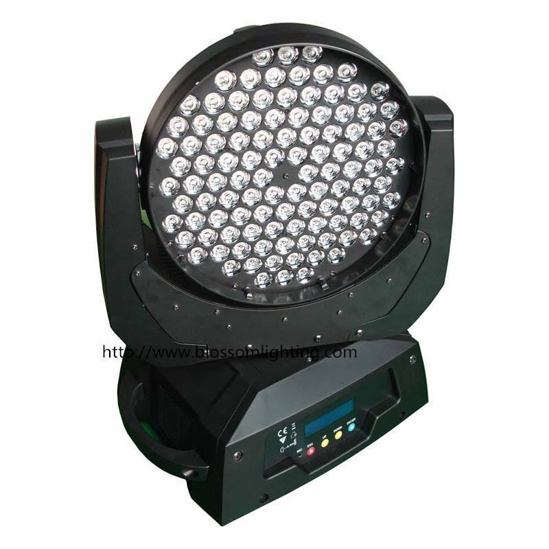 108 pcs 3w RGB or RGBW  high power LED moving head light BS-1005