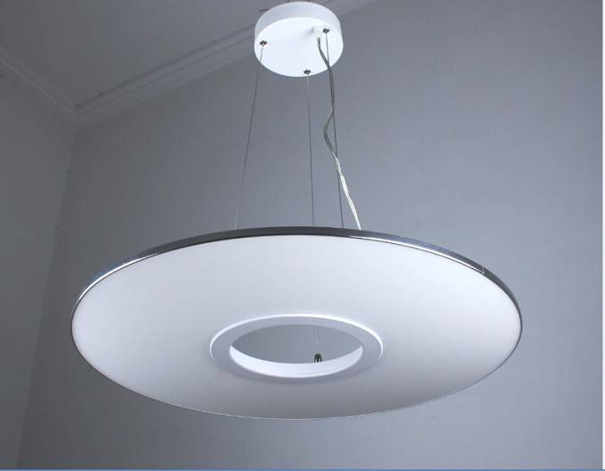 36W Modern LED round pendant lamp with 2700-6500K for home, fashion design